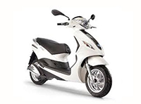 Rent a scooter Naxos